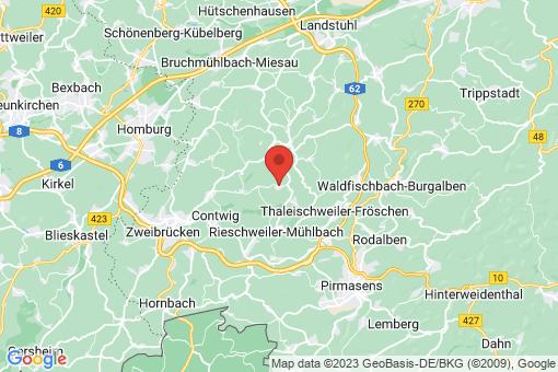 Karte Reifenberg