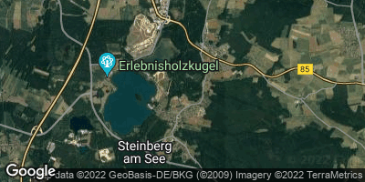 Google Map of Steinberg am See
