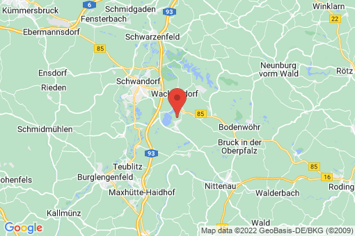 Karte Steinberg