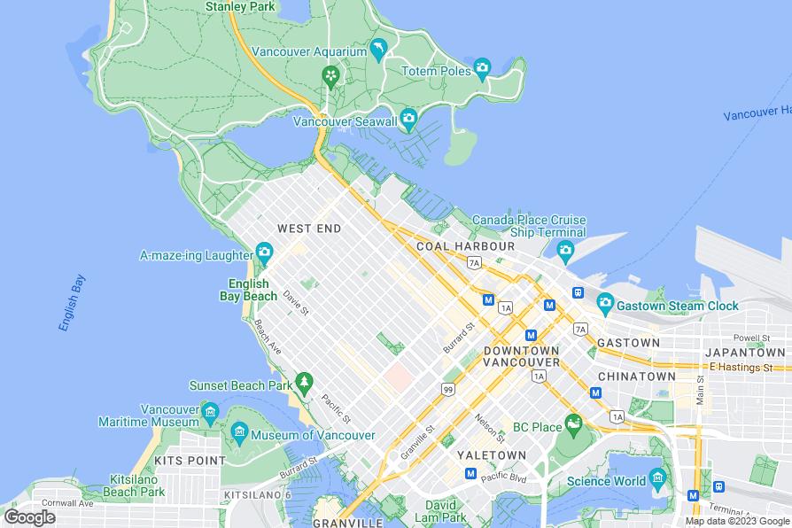 Tropicana Hotel Vancouver