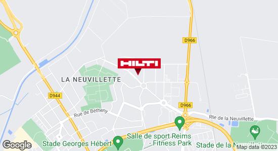 Hilti Store - Reims (ZI de la Neuvilette)