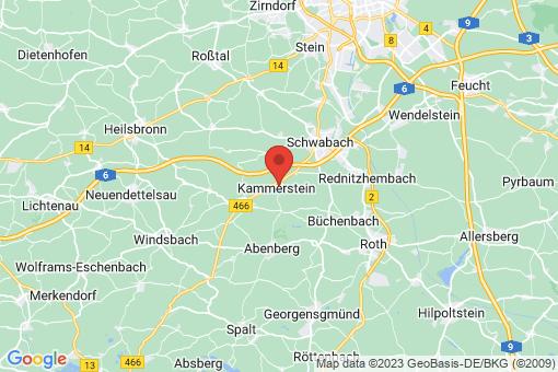 Karte Kammerstein