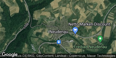 Google Map of Neudenau