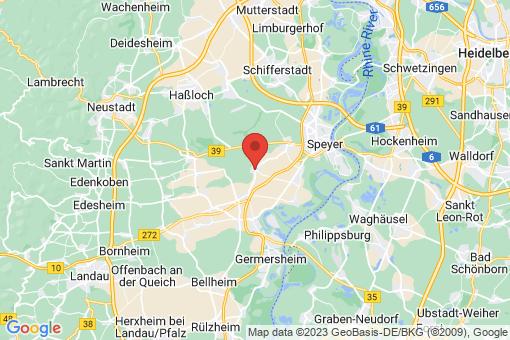 Karte Harthausen