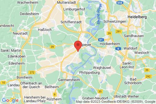 Karte Römerberg
