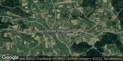 Google Map of Leutershausen