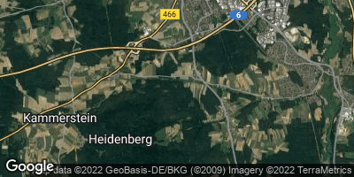 Google Map of Obermainbach