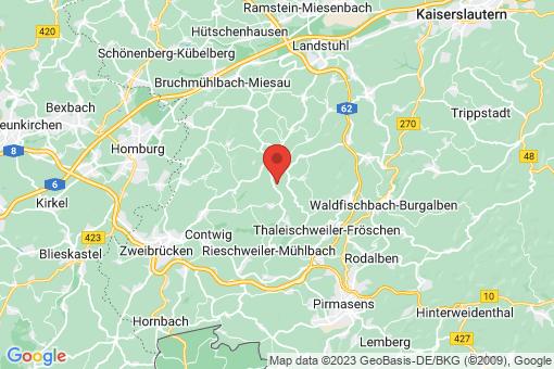 Karte Schmitshausen