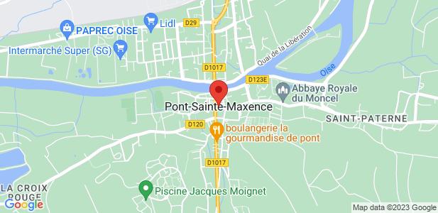 Terrain de 7000 m² à vendre en zone industrielle ZI Pont Brenouille dans l'Oise (60)