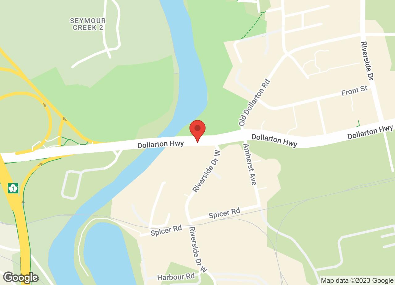 Google Map of Blueridge-Cove Animal Hospital