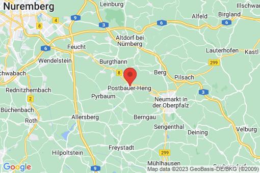 Karte Postbauer-Heng