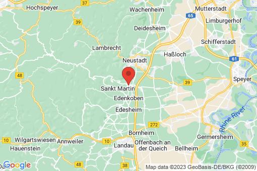 Karte Maikammer