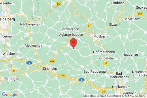Karte Helmstadt-Bargen