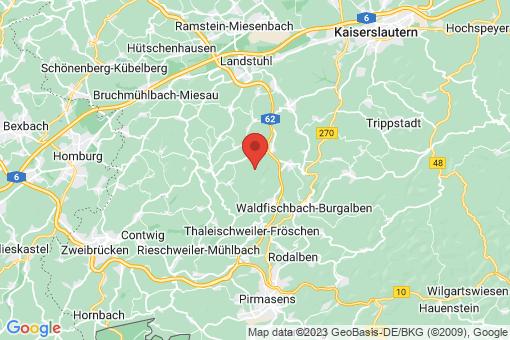 Karte Schauerberg