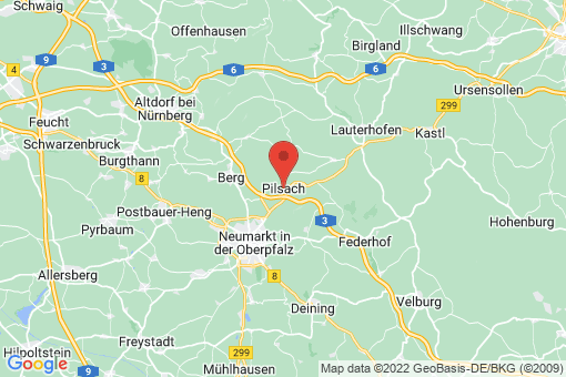 Karte Pilsach