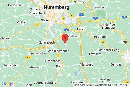 Karte Schwanstetten