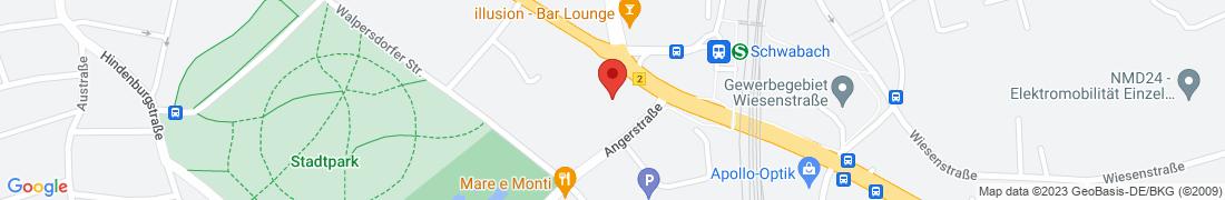 BayWa AG Schwabach Anfahrt