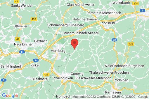 Karte Käshofen