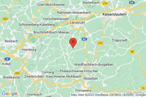 Karte Hettenhausen