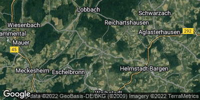 Google Map of Epfenbach