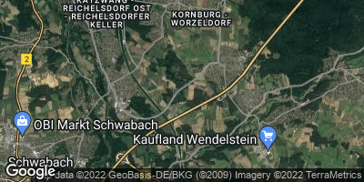 Google Map of Greuth