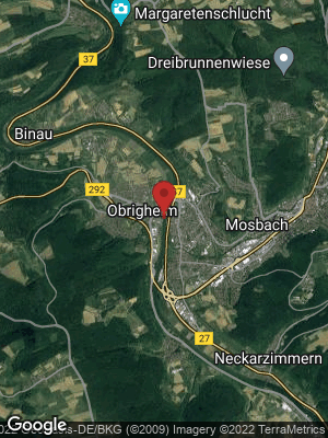 Google Map of Diedesheim