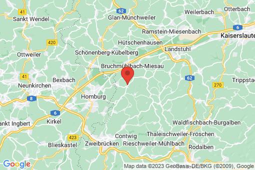 Karte Rosenkopf