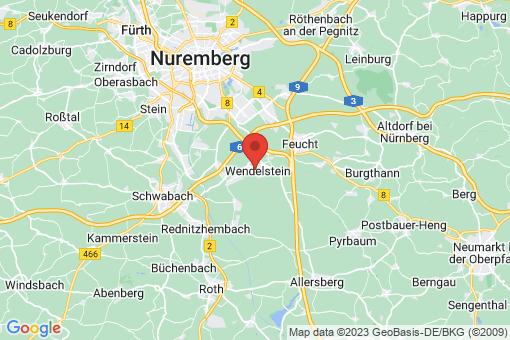 Karte Wendelstein