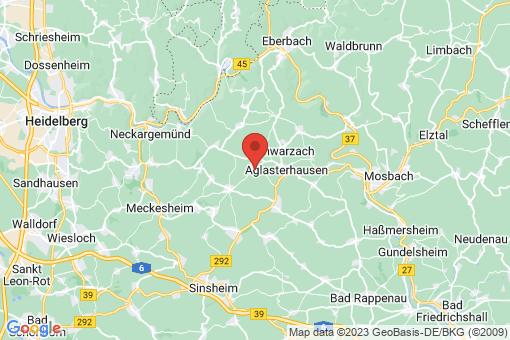 Karte Reichartshausen
