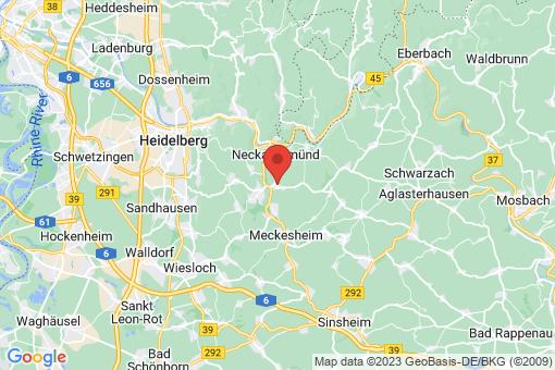 Karte Wiesenbach