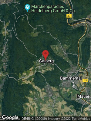 Google Map of Gaiberg