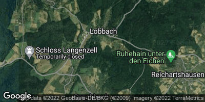 Google Map of Lobbach