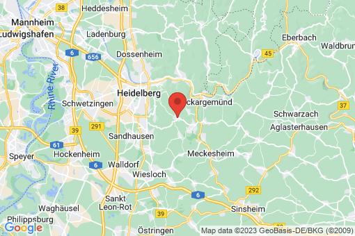Karte Gaiberg