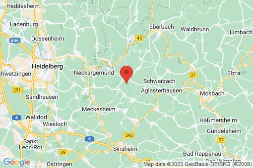 Karte Lobbach