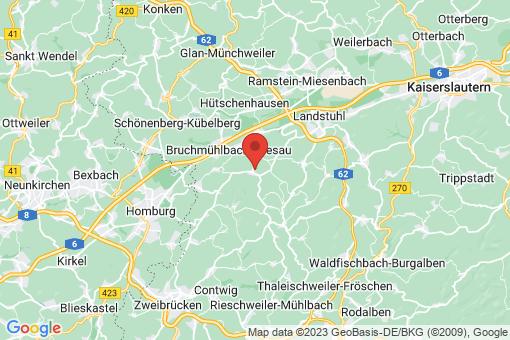 Karte Martinshöhe