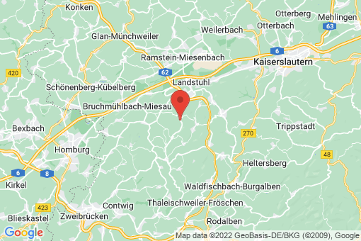 Karte Mittelbrunn