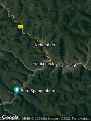 Google Map of Frankeneck