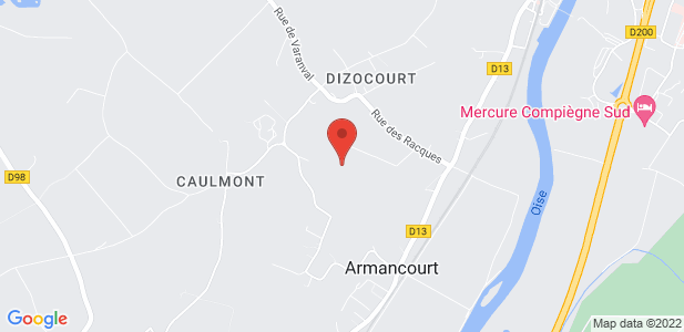 Achat/location terrain ZAC du Camp du Roy - Jaux (60)