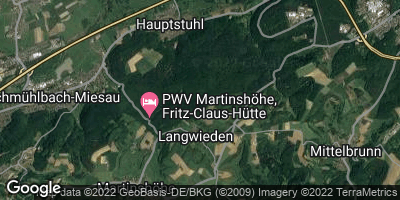 Google Map of Langwieden