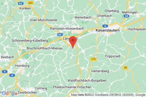 Karte Oberarnbach