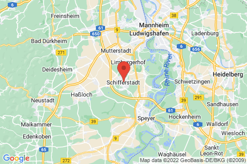 Karte Schifferstadt