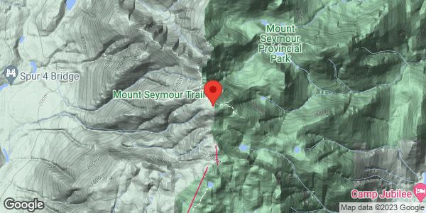 My. Seymour Backcountry