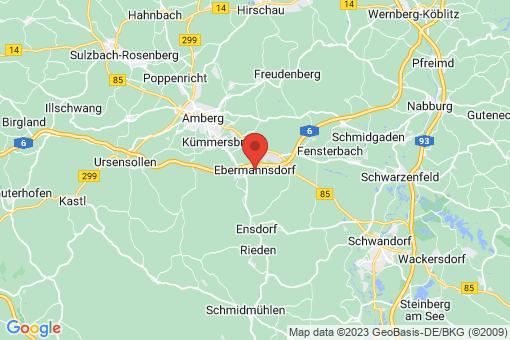 Karte Ebermannsdorf