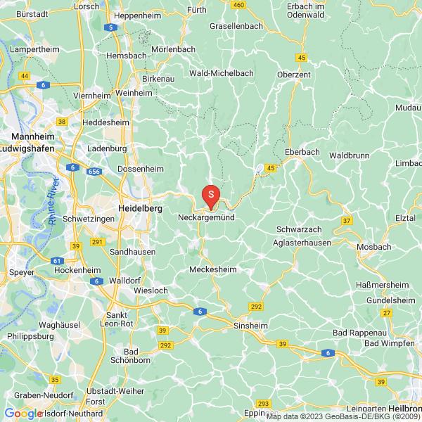 Hochseilgarten Neckargemünd