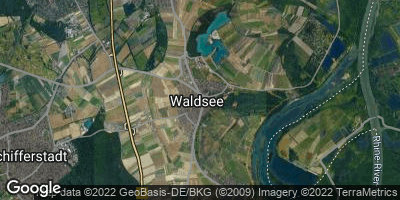 Google Map of Waldsee
