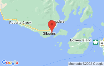 Map of Gibsons