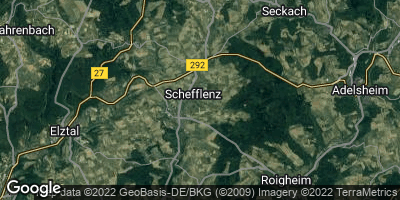 Google Map of Schefflenz