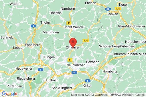 Karte Ottweiler