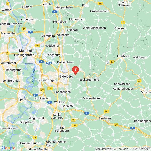 Heidelberger Märchenparadies Königstuhl