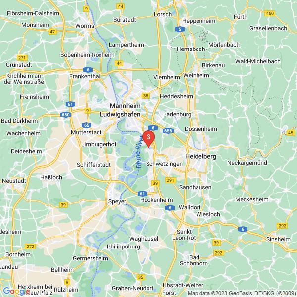 Wasserski- und Wakeboard-Anlage Mannheim Rheinau